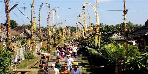 galungan day, ceremony