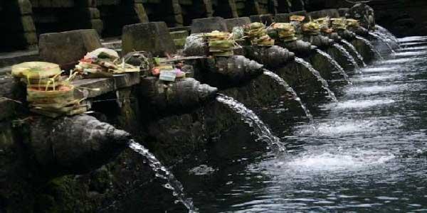 tampaksiring temple, water temple