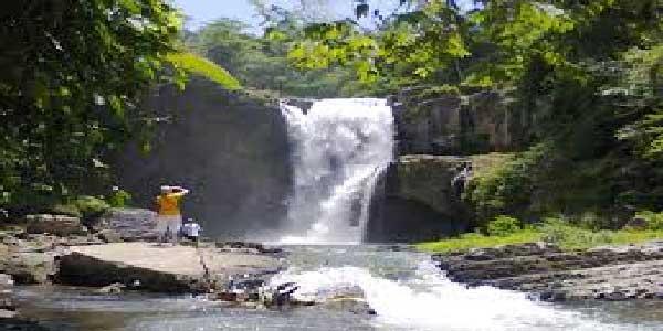 tegenungan waterfall, gianyar
