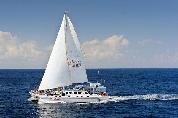 aristocat sailing cruise, bali hai cruises