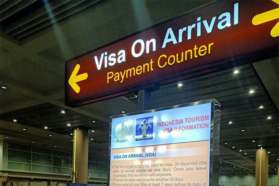 Bali visa on arrival, ngurah rai airport, bali fast track