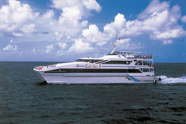 bali hai 2, luxury catamaran