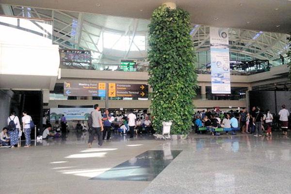 bandar udara bali, bali airport, ngurah rai airport