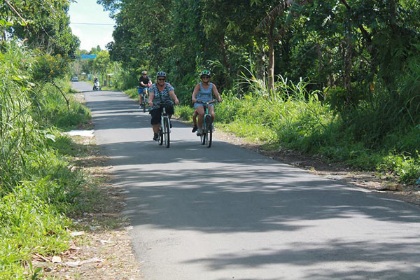 bike tour, batur village, batur sunrise bike tour