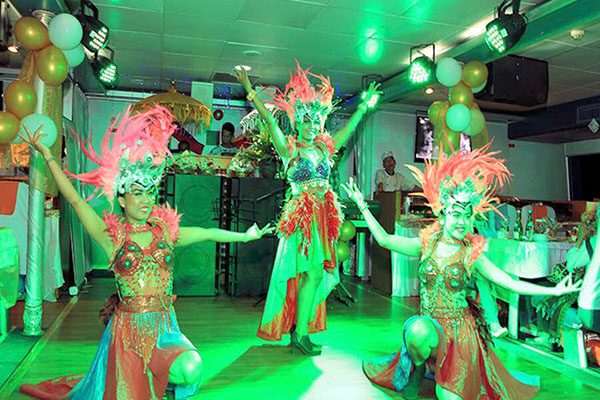 cabaret show, sunset dinner cruise, bounty bali