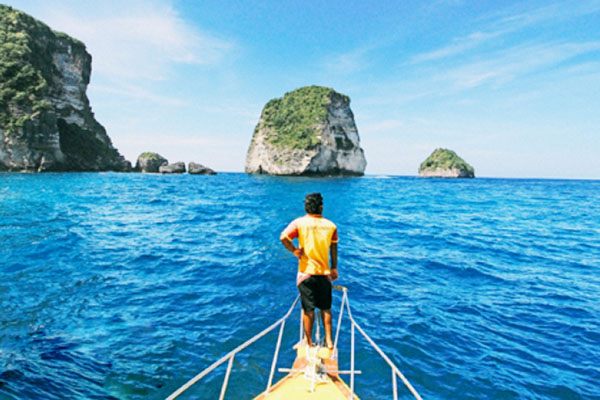 boat transfer to nusa penida, caspla bali