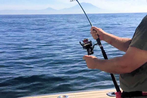 deep sea fishing trip, nusa dua fishing charter