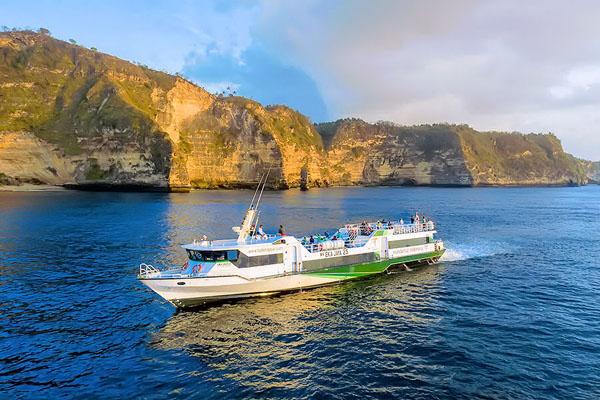 eka jaya fast boat to gili trawangan