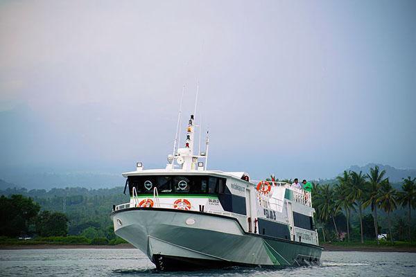 eka jaya vessel view