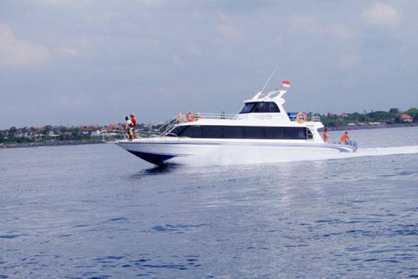 fast boat, nusa penida