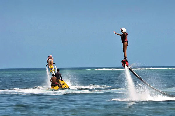 fly board, bali water sports