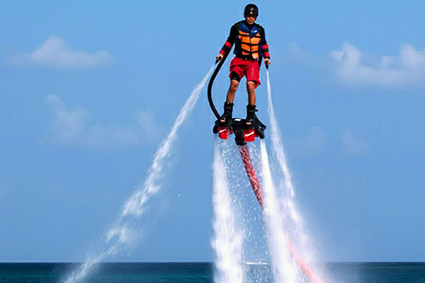 fly boarding, flyboard, batara watersports