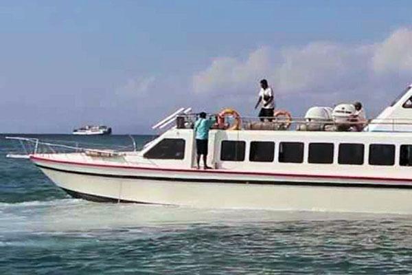 gili cat fast boat to gili trawangan
