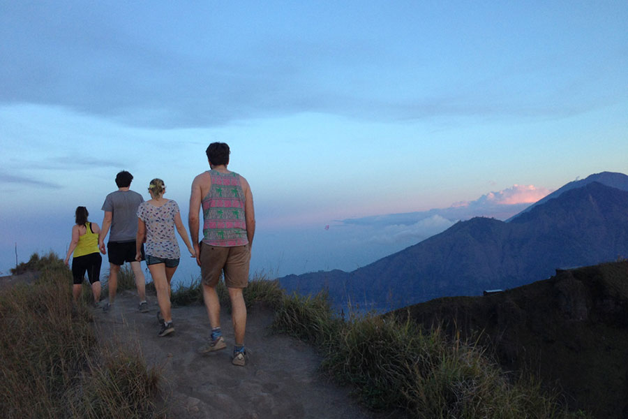 mount batur trekking, trekking camping tour