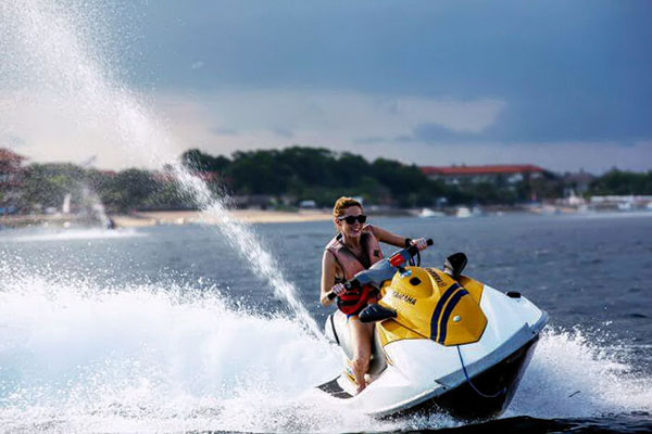 jet ski, tanjung benoa, water sports
