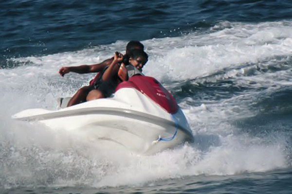 Jet Ski with Benoa Tirta Harum Water Sports