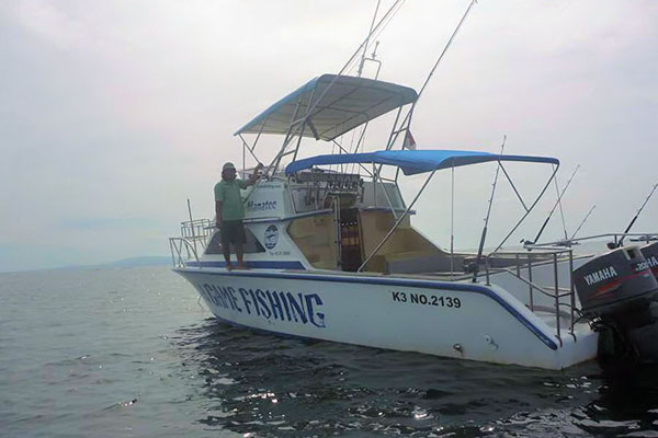 manatee deluxe boat, special bali fishing boat