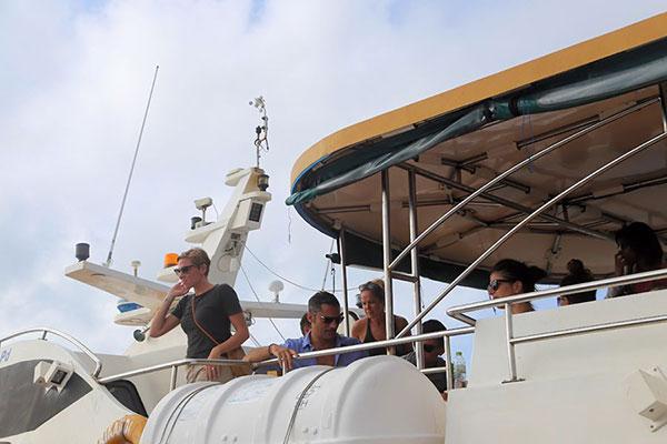 marina srikandi passengers view