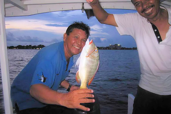 night fishing bali, bali fishing charter
