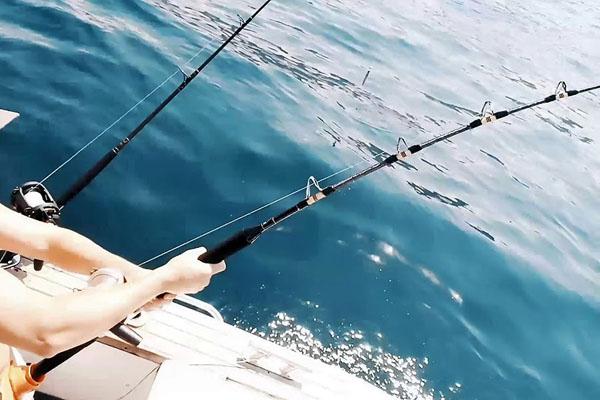 nusa dua trolling fishing, bali fishing charter