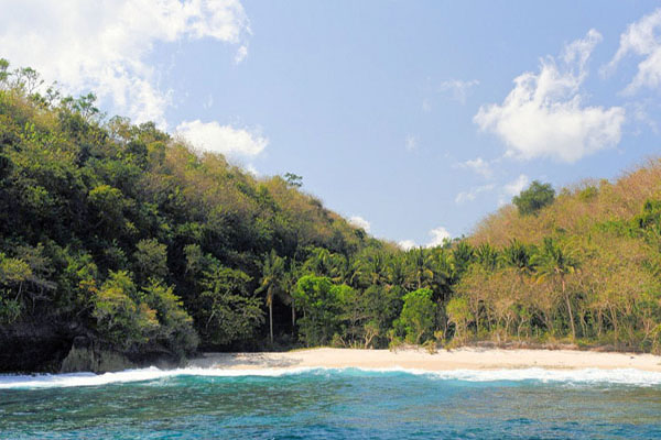 Nusa Penida Island Private Beach