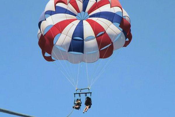 parasailing adventure benoa tirta harum