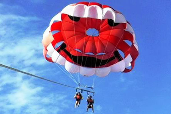 Parasailing Adventure by Pandawa Marine Adventure