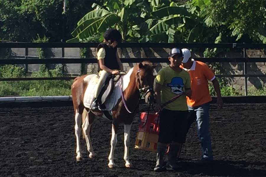 ponyrides children, royal sporthorse bali