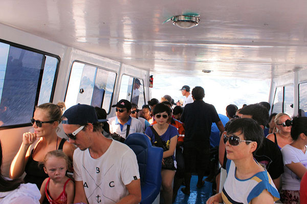 public boat to lembongan island