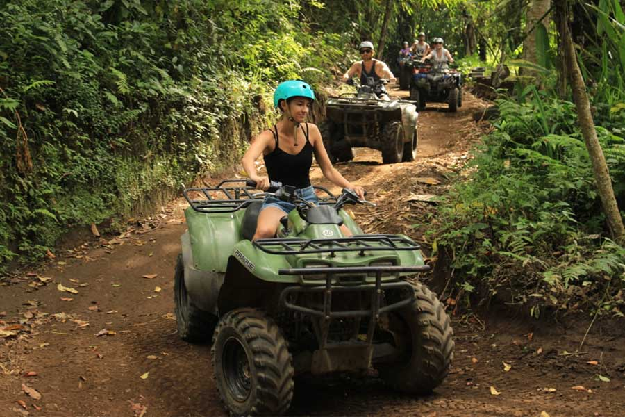 quad adventure tour package