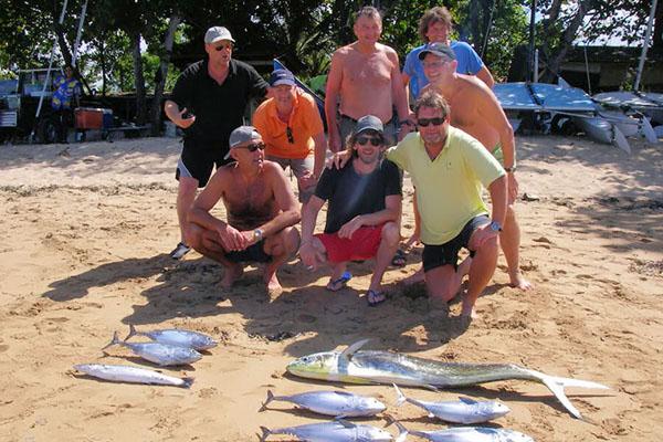 bbq party nusa penida, fishing boat charter bali