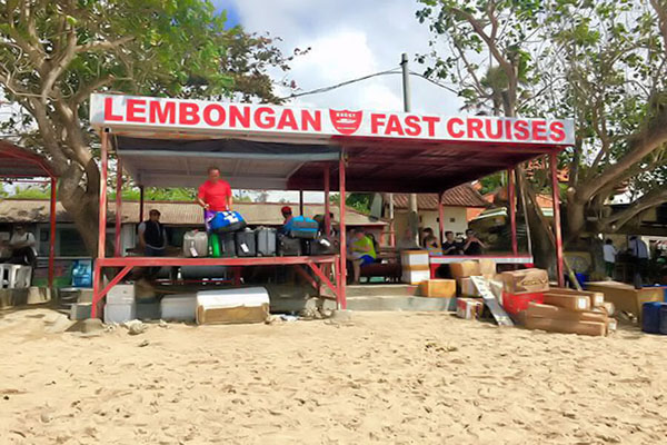 rocky fast cruise counter in sanur