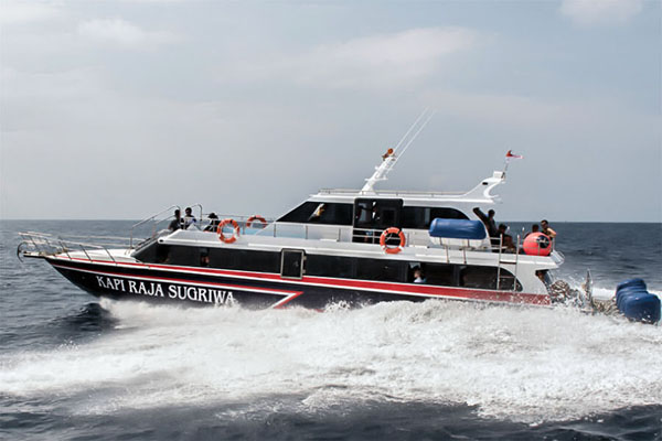 sugriwa express, nusa penida and lembongan transfers