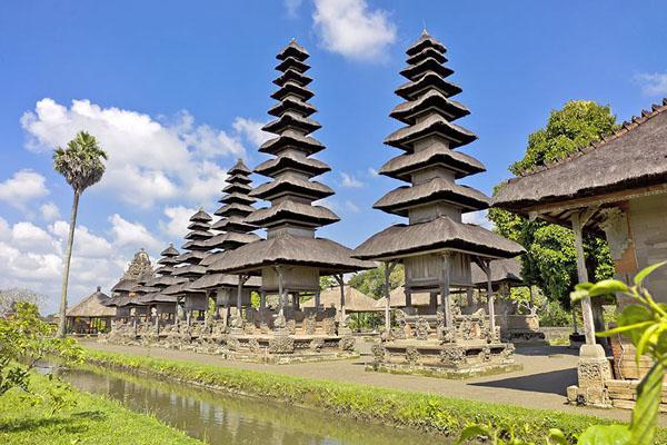 taman ayun, bali royal temple, badung bali