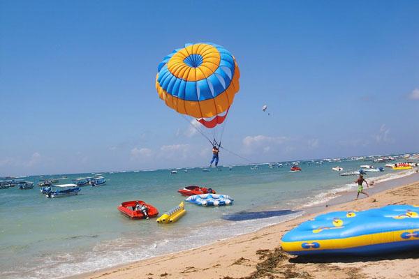 tanjung benoa, beach