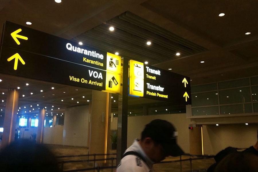 vip arrival service, bali fast track