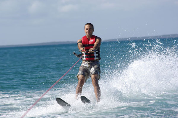 water ski, dolphin water sports